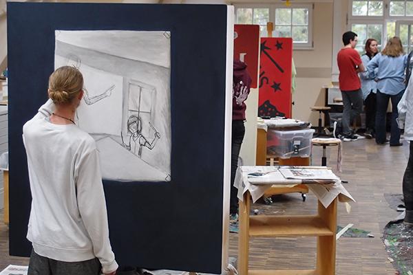 kunstgeschichte studieren berlin